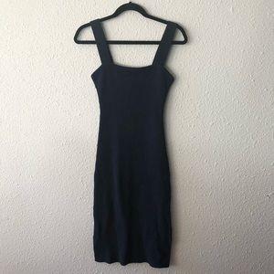 Madewell apron sweater dress size xxs